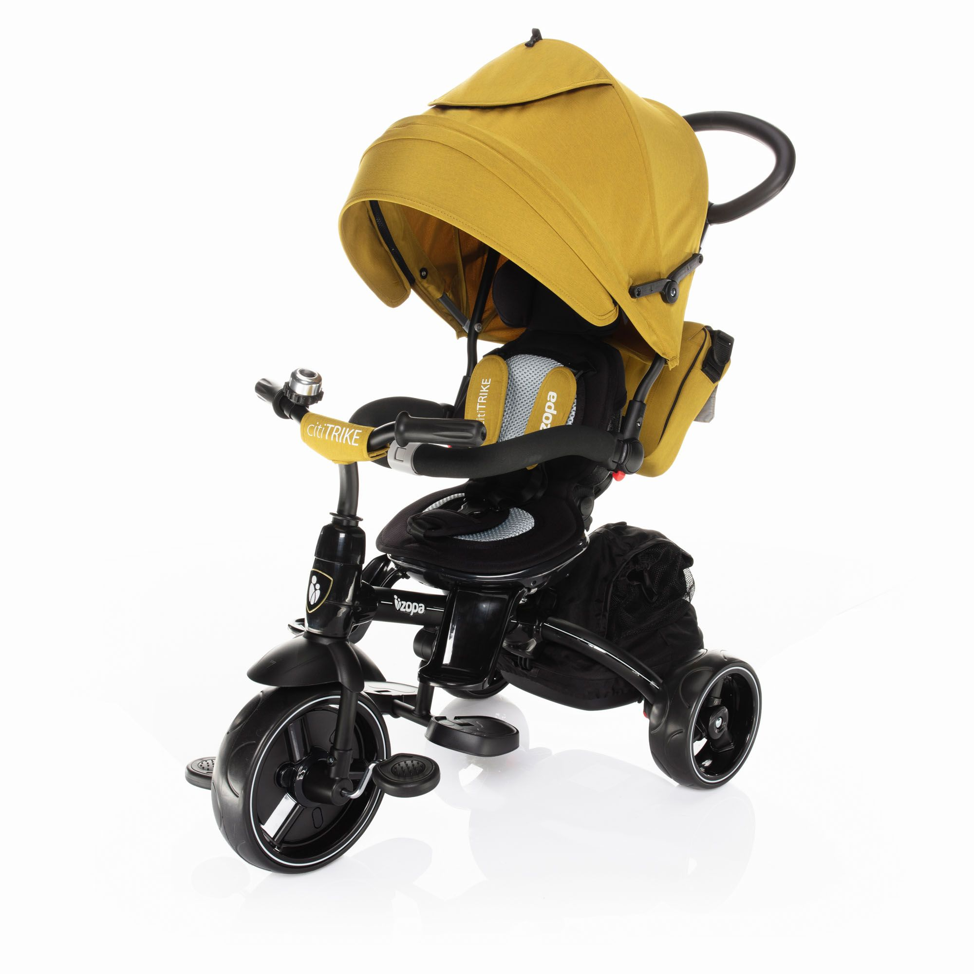 Trojkolka Zopa Citi Trike - Curry Yellow